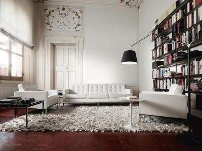 Knoll Studio Sofa_Empfang