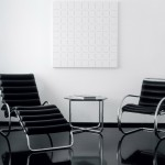Knoll Studio Ludwig Mies van der Rohe Barcelona Sessel_7350_Empfang_Lounge