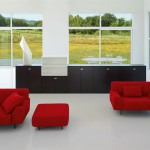 Knoll System Colourfold_Regal_Sofa