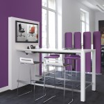 Sedus Temptation High Desk_Showroom_Paris_1214_lila